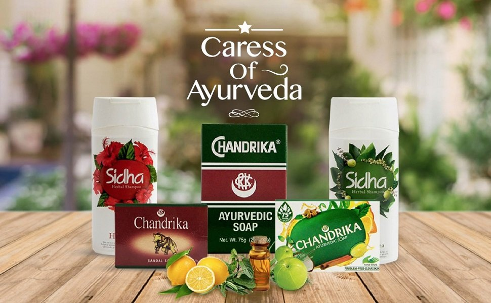 chandrika soap family